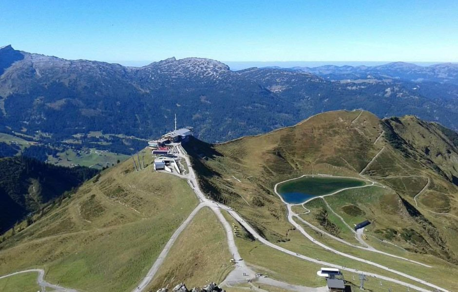 Bergbahn, Kanzelwandbahn, Kleinwalsertal (c) Kleinwalsertal Tourismus GmbH