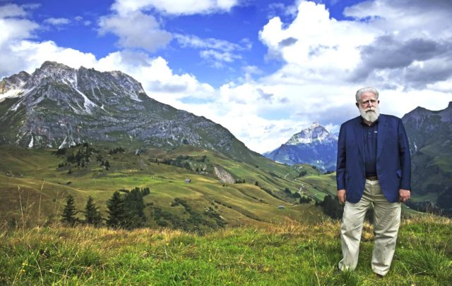 James Turrell in Lech (c) Maria Muxel