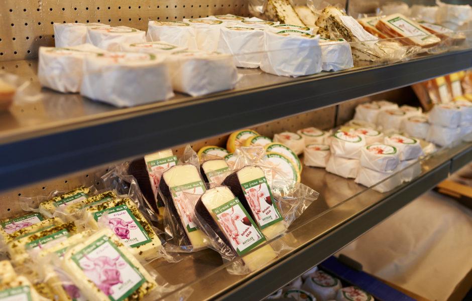 Ziegenkäse Produkte von Metzler Naturhautnah im Bregenzerwald © Robert Kalb