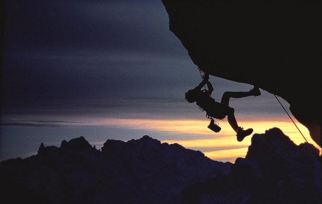 Klettern in Vorarlberg, Outdoor-Sport (c) Andreas Gassner / Vorarlberg Tourismus
