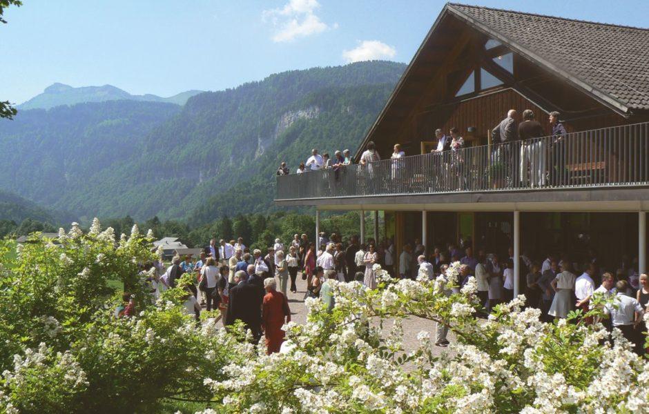 Schubertiade Schwarzenberg, Angelika-Kauffmann-Saal, Kulturtipps Vorarlberg (c) Schubertiade GmbH