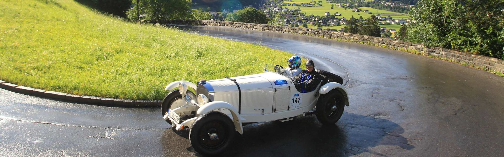 Silvretta Classic Rallye Montafon © Motor Presse Stuttgart