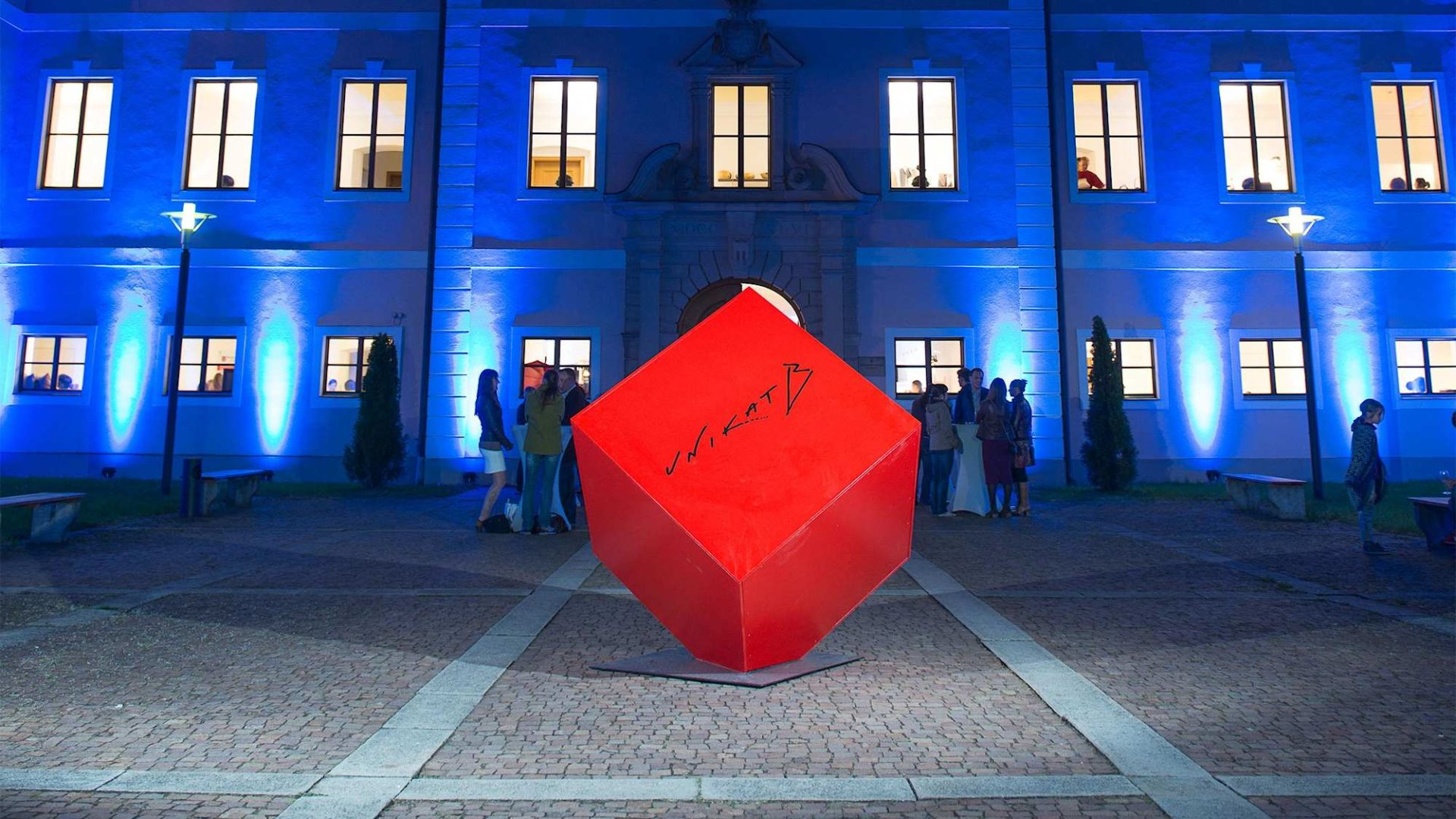 UNIKAT B, Verkaufssausstellung Design & Kunst, Schloss Gayenhofen, Bludenz (c) unikatb.at