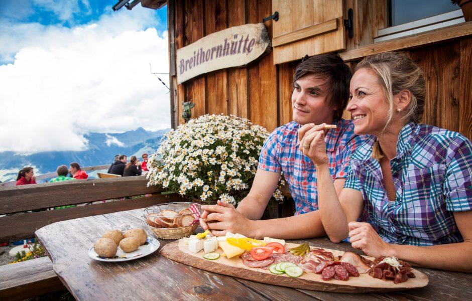 Biosphärenpark Grosses Walsertal, Kulinarium (c) Bernhard Huber / Alpenregion Bludenz Tourismus