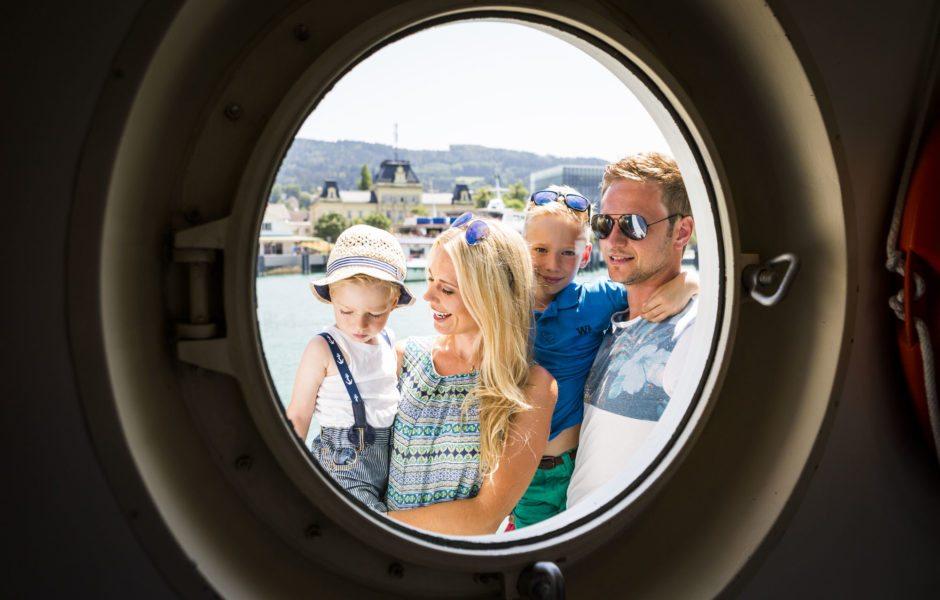 Bodensee-Schifffahrt, Familie © Studio Fasching/Vorarlberg Lines