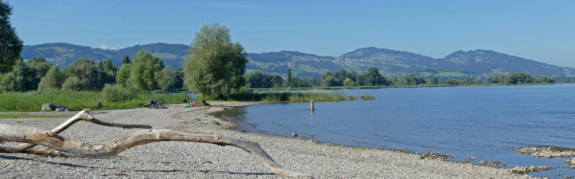 Baden am Rohrspitz, Rheindelta (c) Joachim Negwer / Vorarlberg Tourismus