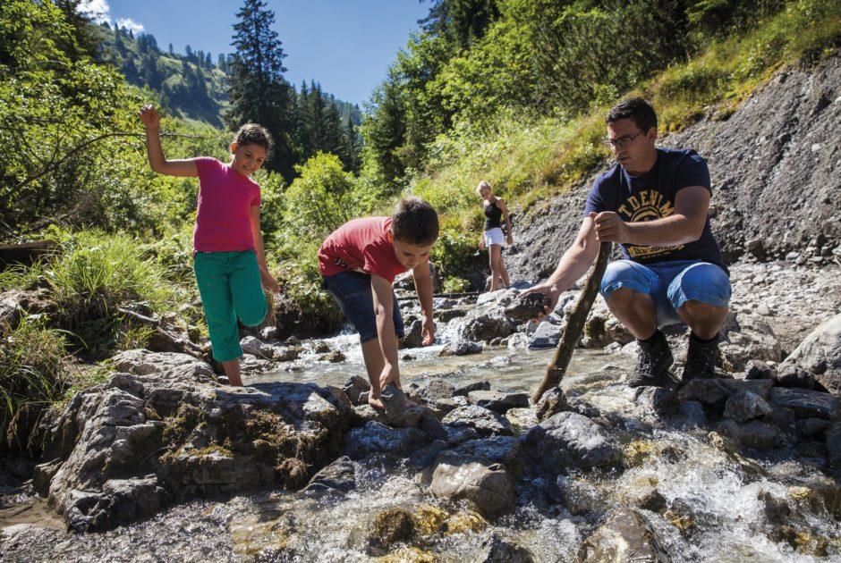 BTAL_7_Wassertag © Bernhard Huber / Alpenregion Bludenz Tourismus