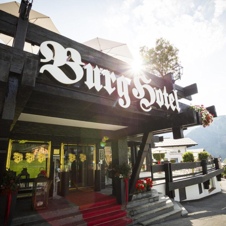 Golfhotel Burg Hotel Oberlech(c)Burg Hotel