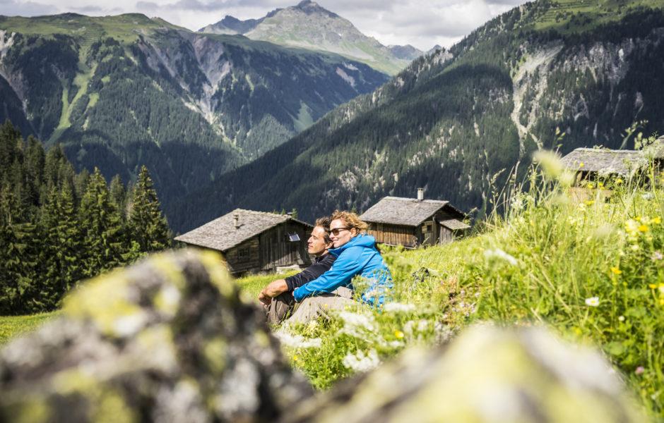 Garneratal Montafon (c) Dietmar Denger / Vorarlberg Tourismus