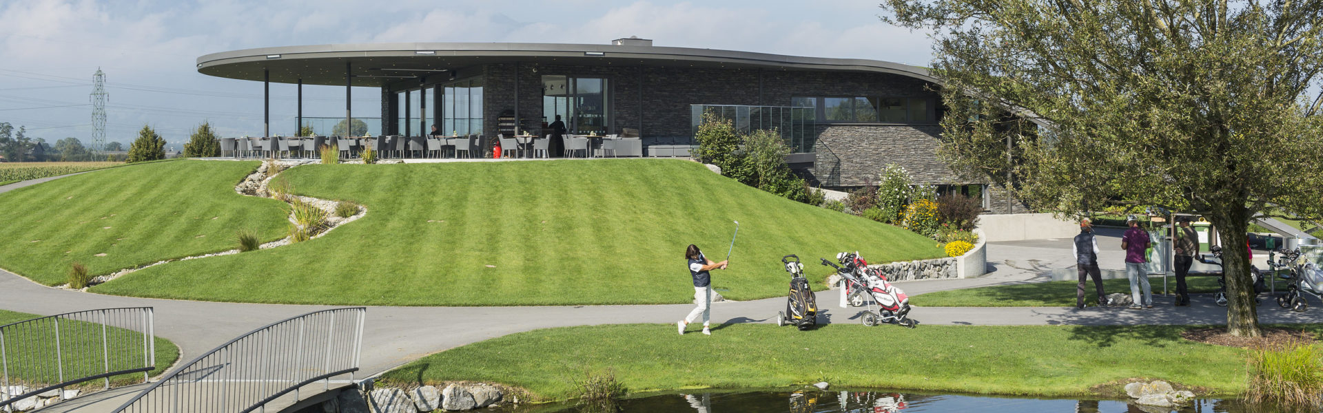 GC Montfort Rankweil Clubhaus 5 (c)Golfpark Montfort Rankweil