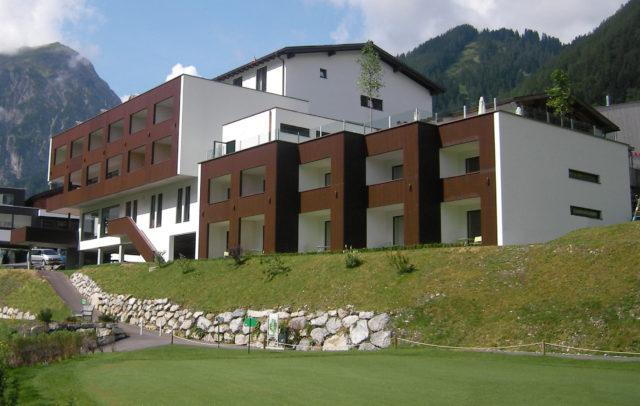 Golfhotel Sarotla Brand Vorarlberg(c)Hotel Sarotla