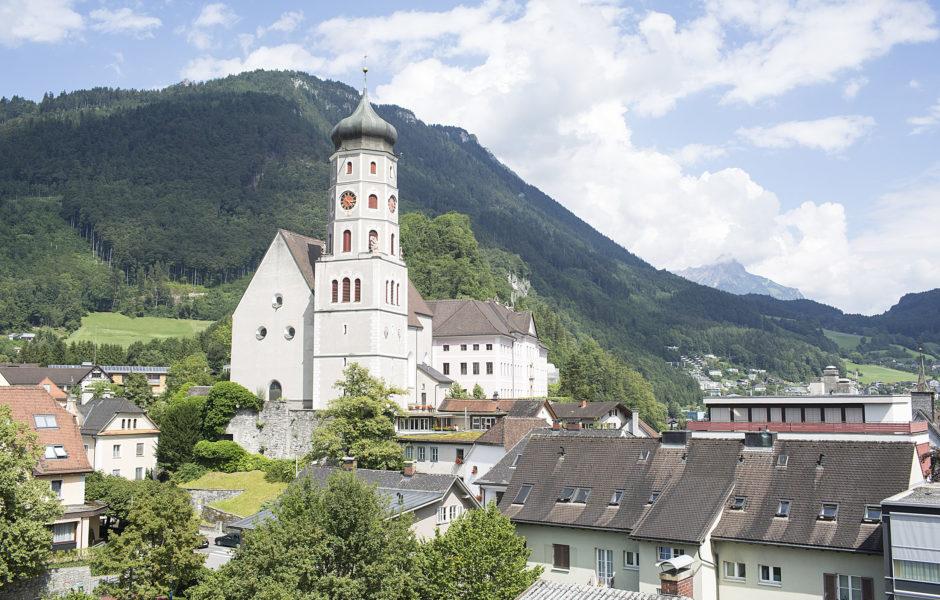 Laurentiuskirche Bludenz © Vorarlberg Tourismus