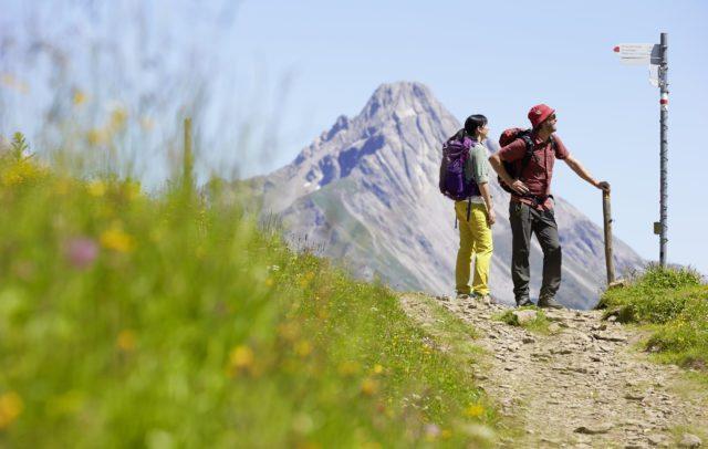 Min Weag-Etappe, Wandern, Kleinwalsertal (c) Peter Mathis / Vorarlberg Tourismus