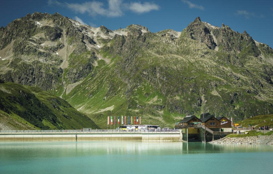 Silvretta-Stausee (c) Dietmar Denger / Vorarlberg Tourismus