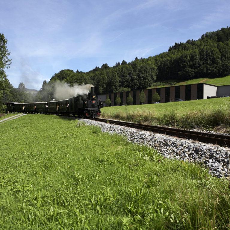 Wälderbähnle © Christoph Lingg / Bregenzerwald Tourismus