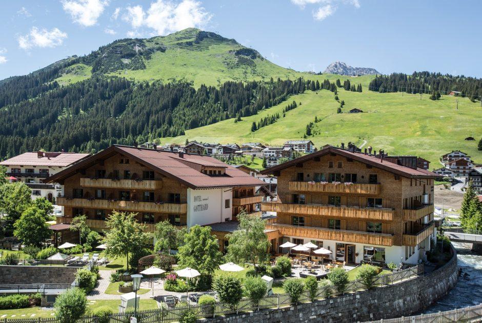 Golfhotel Gotthard Lech(c) Hotel Gotthard