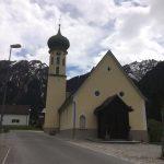 Kirche Hl. Martin Partenen