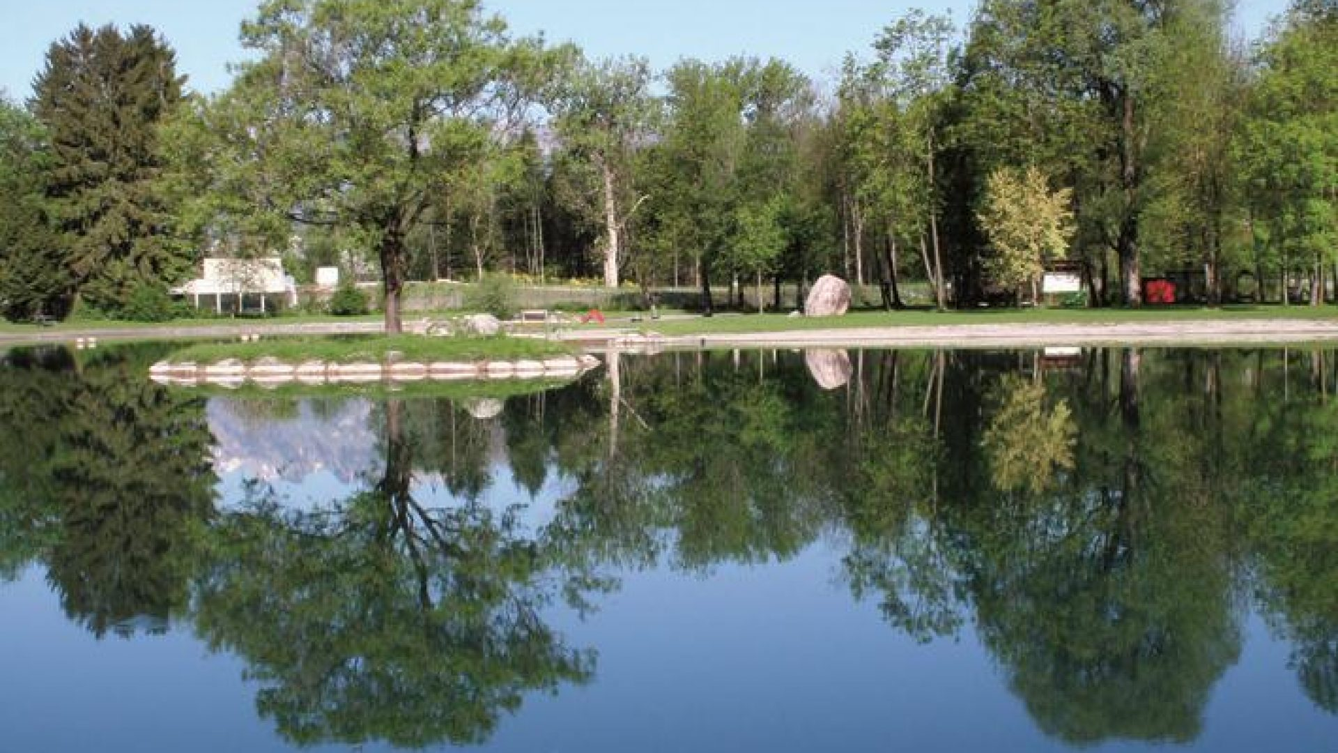 Naturbad Untere Au Frastanz