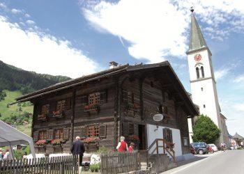 Tourismusmuseum Gaschurn