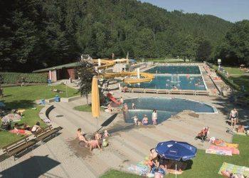 Waldbad Enz Dornbirn