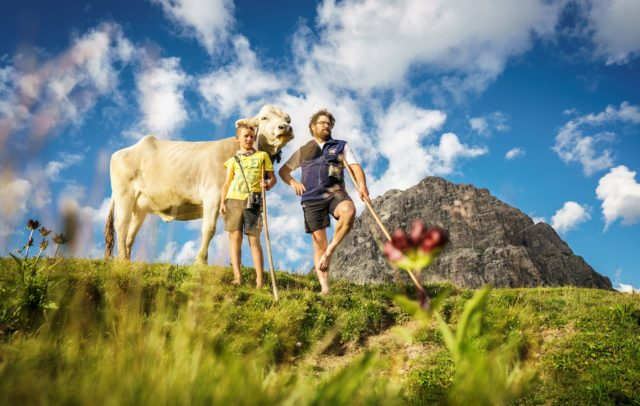 Hirten, Magnus, Bärguntalpe Kleinwalsertal (c) Dietmar Denger / Vorarlberg Tourismus
