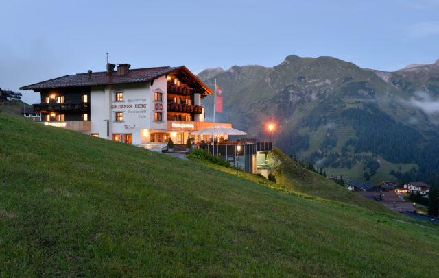 Hotel Goldener Berg, Lech am Arlberg © Günther Standl