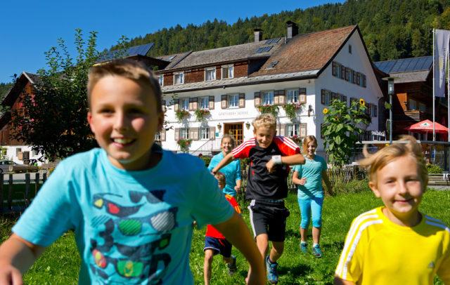 Top Family Familienhotel die Sonnigen, Bezau © die Sonnigen Bezau