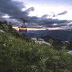 Wandern zum Sonnenaufgang, Walmendingerhorn, Bergbahn@Oliver Farys, Kleinwalsertal Tourismus-eGen