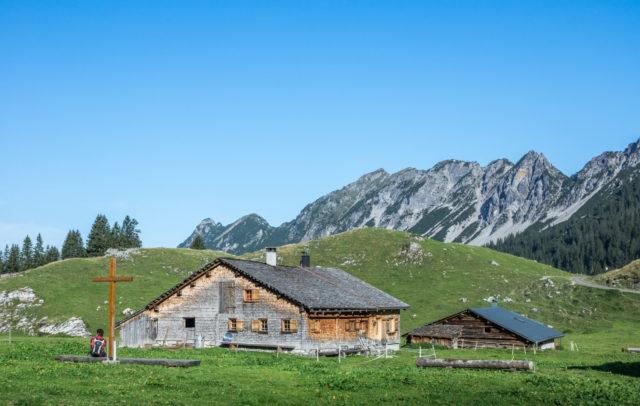 Alpe Laguz © Helmut Düringer / Vorarlberg Tourismus GmbH