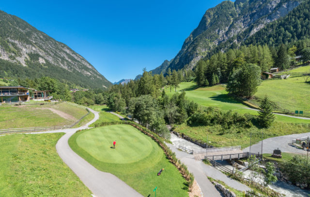 Golf Club Brand, Golfplatz ©Matthias Rhomberg / Vorarlberg Tourismus