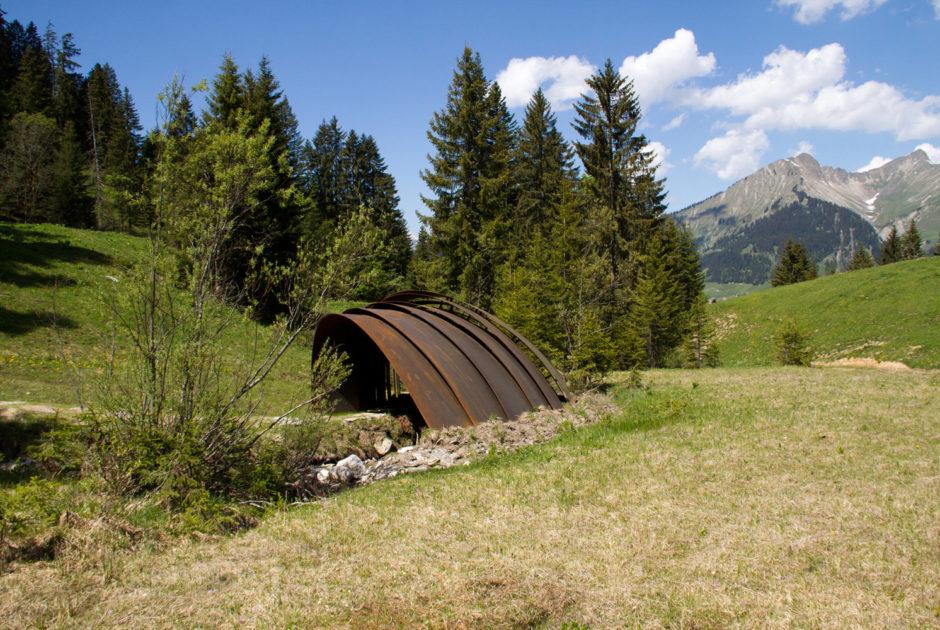Klangraum.Stein ©Alpenregion Bludenz Tourismus GmbH