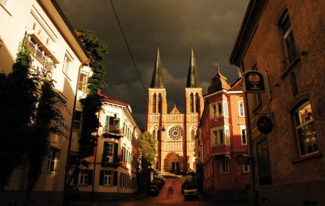 Herz-Jesu-Kirche, Bregenze (c) Bregenz Tourismus und Stadtmarketing
