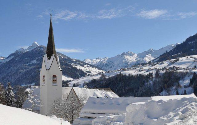 Propstei St. Gerold, Großes Walsertal, Alpenregion Bludenz (c) Propstei St. Gerold / Vorarlberg Tourismus