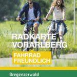 Radkarte Vorarlberg - Bregenzerwald (c) Vorarlberger Landesregierung