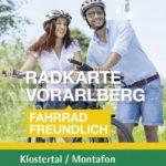 Radkarte Vorarlberg - Montafon (c) Vorarlberger Landesregierung