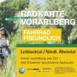 Radkarte Vorarlberg - Nördliches Rheintal (c) Vorarlberger Landesregierung