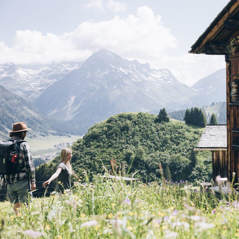 Wandern (c) Daniel Zangerl - Lech Zürs Tourismus (2)