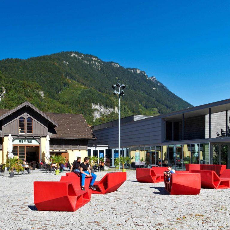 Remise Bludenz, Kulturzentrum, Alpenstadt Bludenz (c) Remise Bludenz