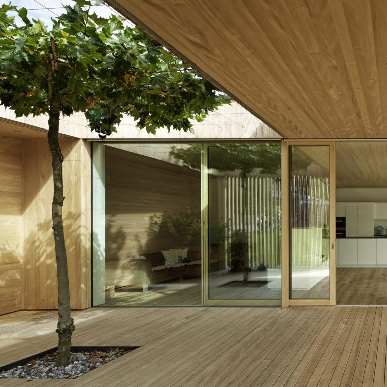 baukultur Privathaus Projekt Helena Weber © Adolf Bereuter / Helena Weber Architektin ZT