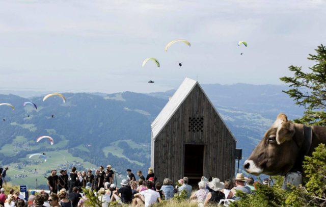 FAQ-Festival, Bregenzerwald, Kapelle Niedere, Andelsbuch (c) Darko Todorovic - FAQ