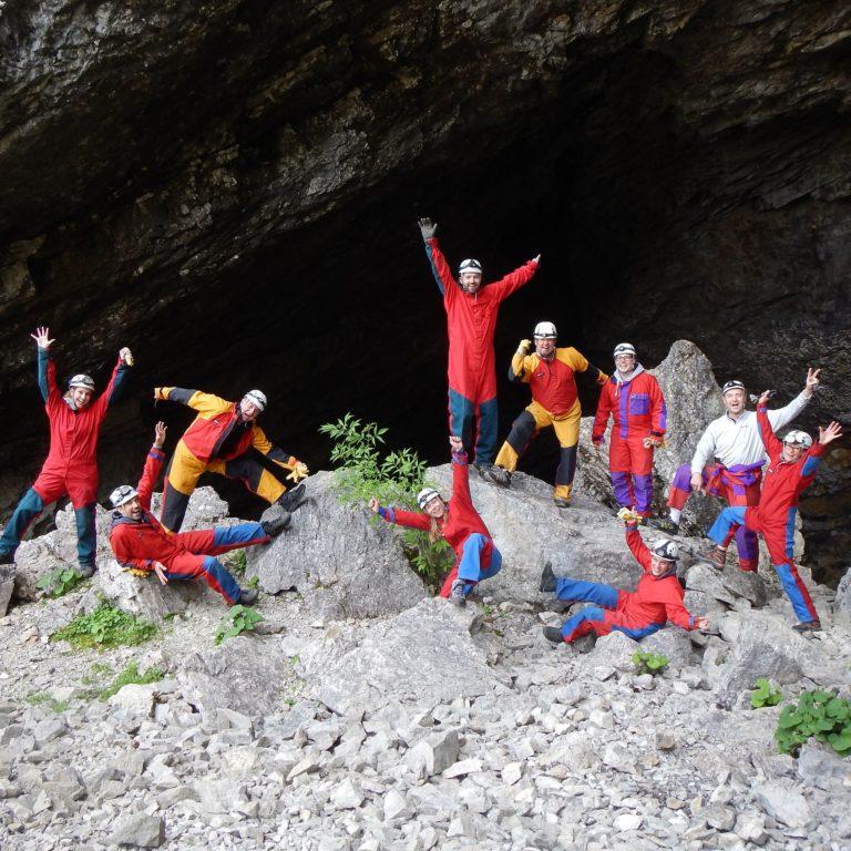 Höhlentour im Bregenzerwald, (c) Aktivzentrum Bregenzerwald