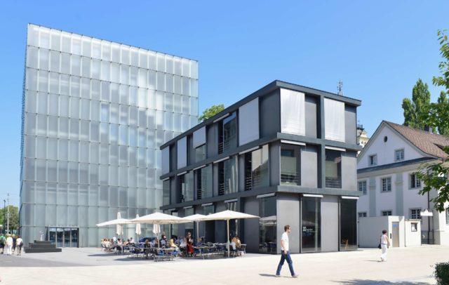 Kunsthaus Bregenz, KUB (c) Foto Friedrich Böhringer / wikimedia commons