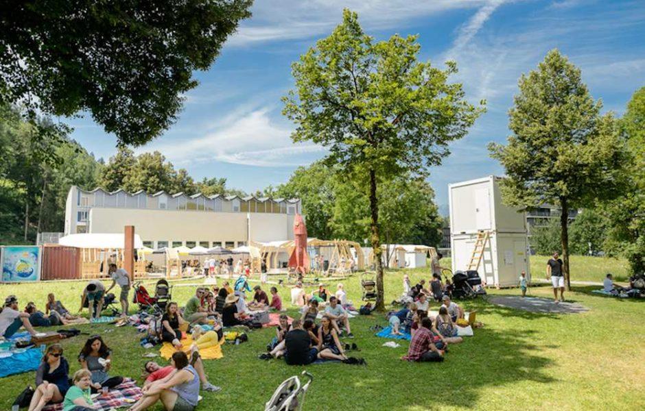 poolbar-Festival Jazzbrunch (c) Matthias Rhomberg - Poolbar-Festival