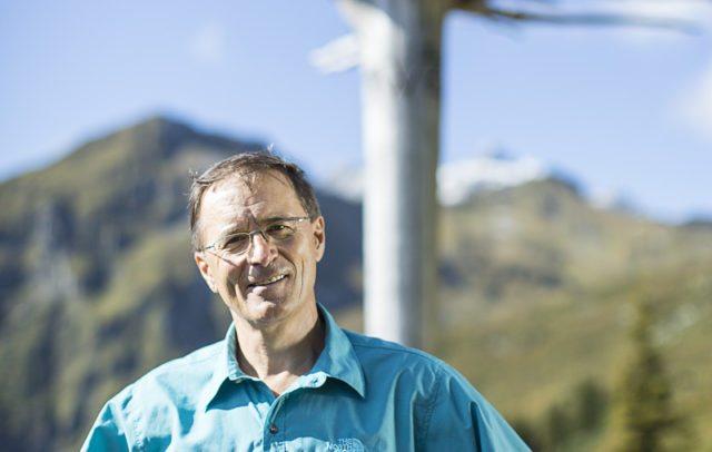 Roland Haas - Initiator SilvrettAtelier © Darko Todorovic/Vorarlberg Tourismus