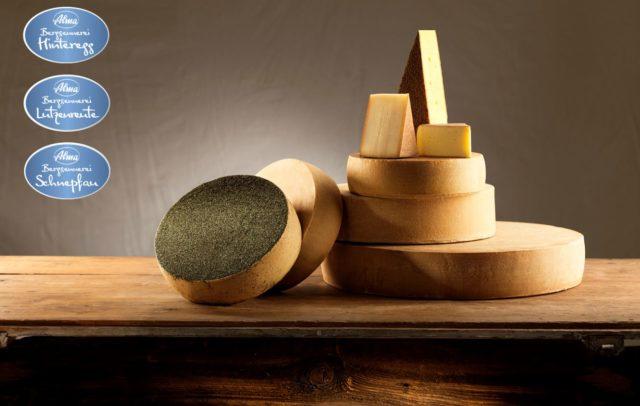 Souvenir aus Vorarlberg, Käse, Online-Shop © Alma