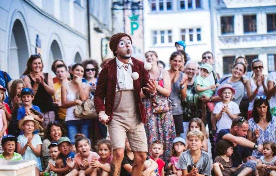 Gauklerfestival Feldkirch (c) Feldkirch Tourismus und Stadtmarketing