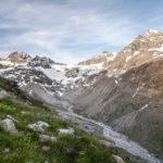 Piz Buin mit Ochsentaler Gletscher