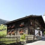 Tourismusmuseum Gaschurn mit Kirche Hl. Michael