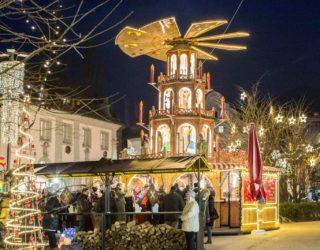 Bregenzer Weihnachtsmarkt (c) Bregenz Tourismus und Stadtmarketing