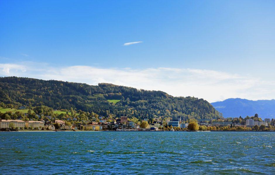 Herbst am Bodensee, Bregenz (c) Udo Mittelberger